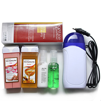 Hair Depilatory Wax Kit