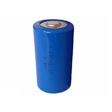 OEM 3.6V Lithium Battery Size D ER34615 19AH, D Cell Lithium Battery