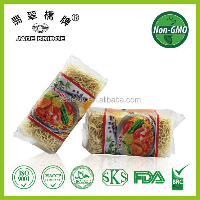 Square shape egg noodle quick cooking with OEM