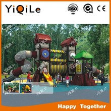 2016 Attractive children large outdoor playground for sale