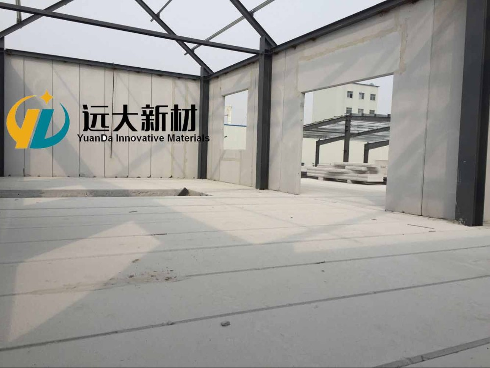 Cellular Lightweight Concrete Roofing Panel : Aac cellular lightweight concrete wall panel buy