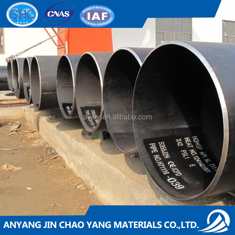oil and gas transport tubes API 5L PSL2 X60 steel for pipeline