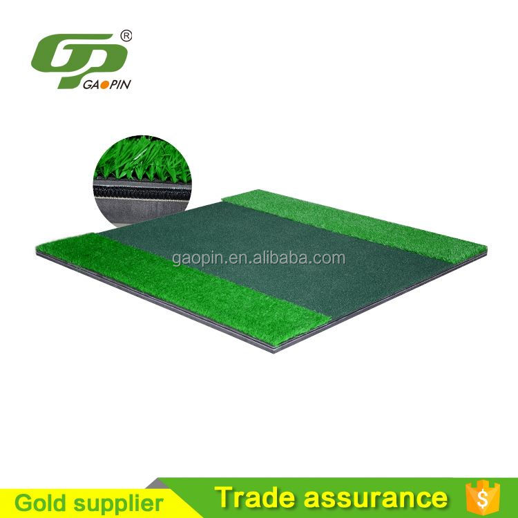 GP- rubber mat for workshop grass mat roll oil resistant rubber mat