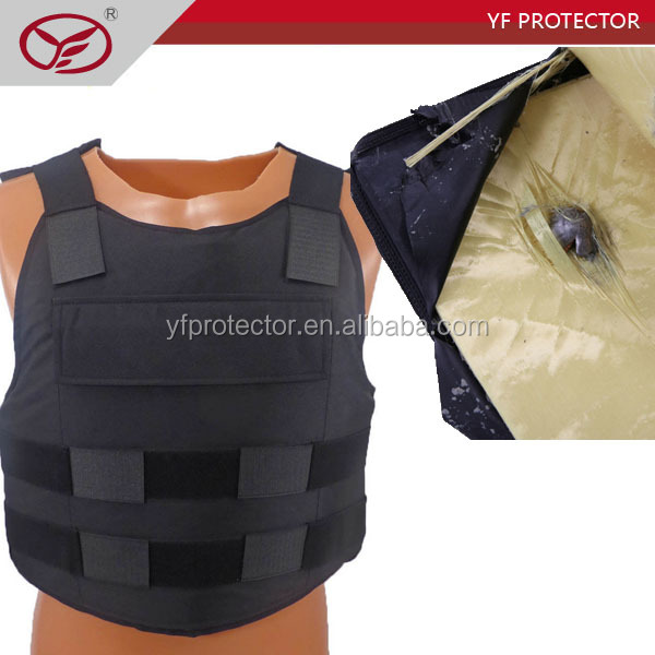 bullet and stab proof vest/bulletproof vest stab resistant