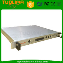 Hangzhou tuolima good price 1550 External Modulation Optical Laser Transmitter new product 2015