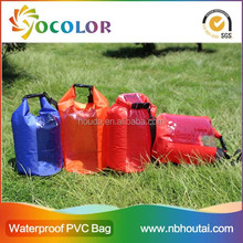 Fashion trend water resistant waterproof dry bag canoe floating boating kayaking camping