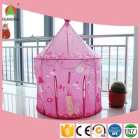 widely ues new fashion kids party tent and sleeping bag set