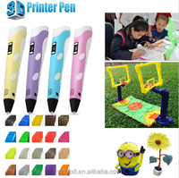 3d Pen Printer With LED Screen
