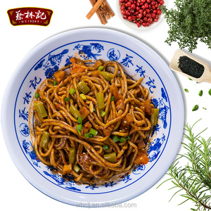 Chinese Products Vegetarian Organic Instant Noodles with Best Price
