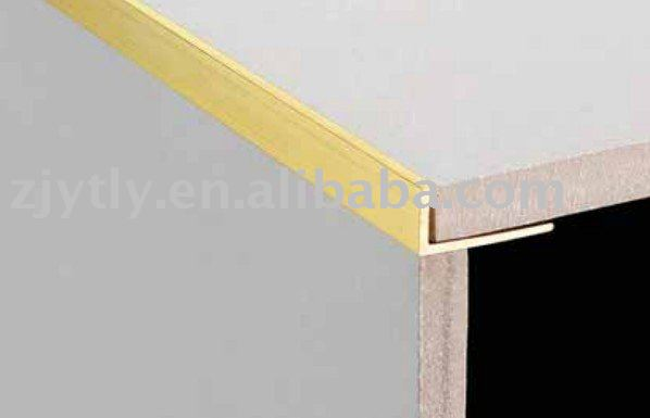 Aluminum tile trim/Edge trim( L shape)