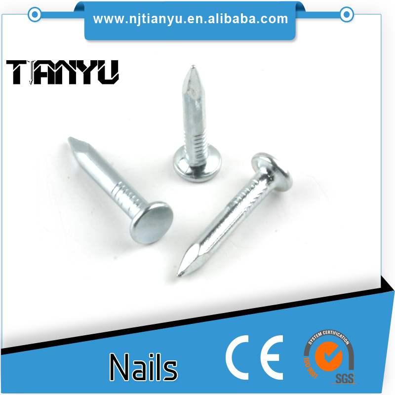 25kg packing way galvanized concrete nails