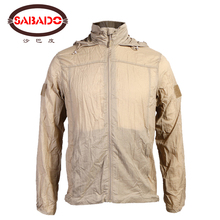 Sun Protection Lightweight Military Tactical Skin Windbreaker Jacket