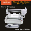 Boway service BW-JB4 Manual Creasing small book binding machine