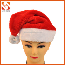 Top Quality Cheap Christmas Ornament Santa Hats