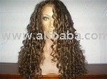 Indian Remy Full Lace Human Hair Wigs
