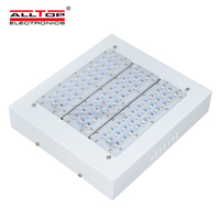 New products 2017 petrol station 100w led canopy light