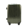 Waterproof Large Capacity Abs Pc Film Trolley Luggage Case