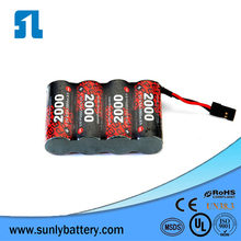 3s 3200mah 20c li po battery for helicopter from Sunly battery supply