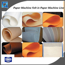 High Quality and Low Price Double BOM Felt for Paper Machines with ISO Certificate