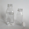 Food Grade 1 Litre PET Plastic bottle with lid,Square PET bottle 500ml