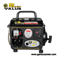 Taizhou Factory Established in 2003 power from 0.65-7kw Cheap Gasoline generator price list