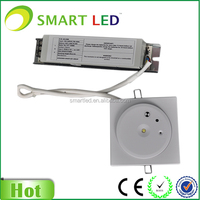 SAA CE ROHS Certificates!!! Auto test 120V Recessed Lighting Emergecy LED with 3 Years Warranty