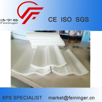 High quality XPS ceiling cornice, Decorative Roof Wall XPS Cornice Mouldings