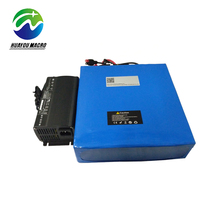Factory Rechargeable Lipo Lithium Battery Pack For Electric Car