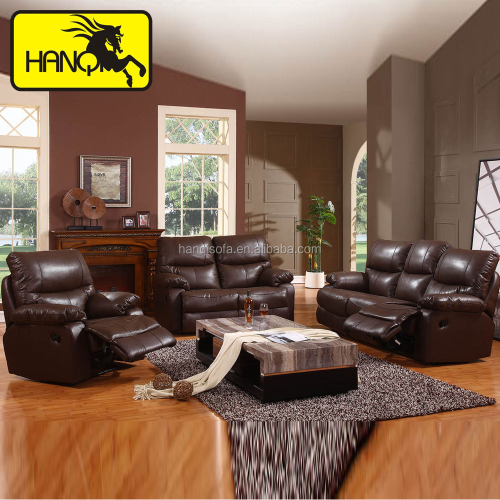cheers home furniture 3 seat leather electric recliner sofa covers mechanism