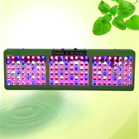 Hot Sales Mars Reflector 144 LED Grow Light 5W Chip Full Spectrum Hydroponic Switchable Plant Grow Light China Manufacturer