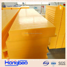 customized polyethylene artificial ice sheet/synthetic ice rink boards/gardening skating rink