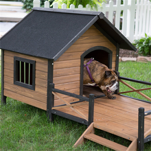 Wholesale custom waterproof Cheap Wooden Dog House