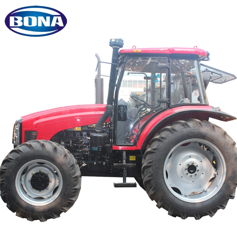 hot High ground clearance 4 wd agricultural eletric tractor