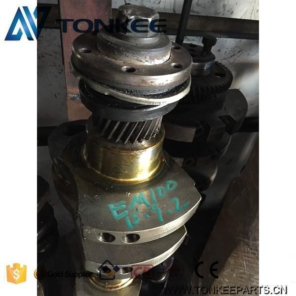 original used EM100 crankshaft EM100 engine STD crankshaft for truck atuo bus.jpg