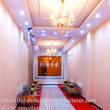 Electric type fully automatic high level interior architectural rendering