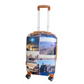 ABS PC Carry On Luggage Hard Case Luggage For Travel