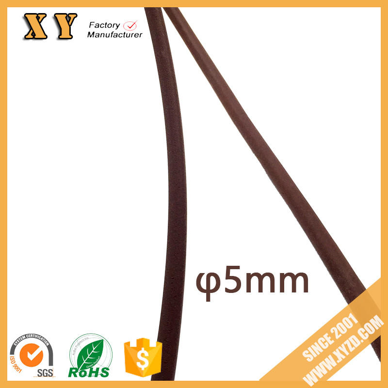 dia 5mm new material EVA seam binding foam solid piping for sofa and bed to replace piping cord/rope