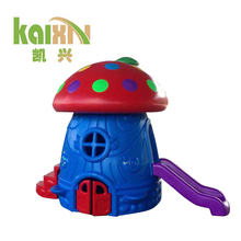 plastic play castle kids play house toy