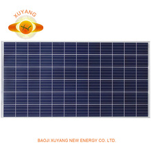 Newest design 290W 72pcs cells poly crystalline solar panel