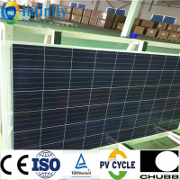 power bank poly 250w solar panel free shipping--Infinity New Energy solar panel