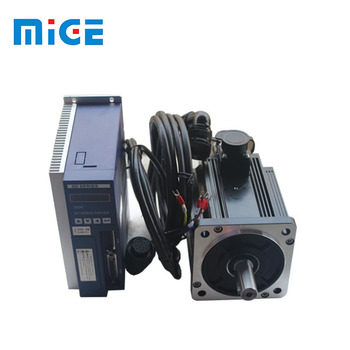 embroidery machine ac servo motor with control drive