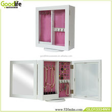 Goodlife high quality bedroom furniture 360 degree rotating Makeup box in stock