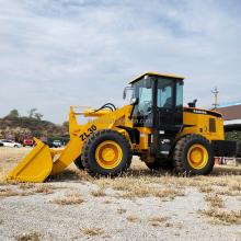 wheel loader zl-30 farming equipment withs loaders lift capacity 1.7m3 for sale