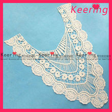 fashion chinese embroidery neckline for shirt WLS-380