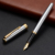 Promotional item office supplies pen engraved logo chinese fountain pen