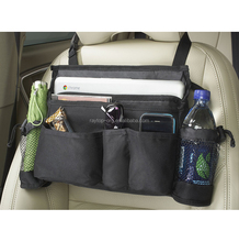 Wholesale Custom Hanging Pocket Car Back Seat Organizer