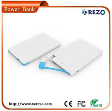 Most competitive new private diy portable usb power bank charger