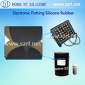 Electronic potting silicone for electronic transformer