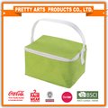 2016 classic solid color non woven ourside cooler bag