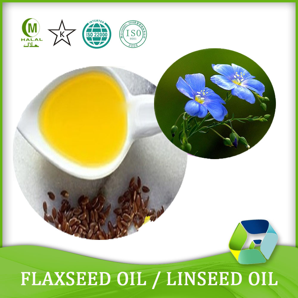 Plant Seed Extract Oil/Flax Seed Oil/Linseed Oil Bulk Prices